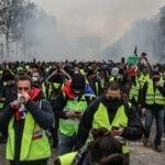 Война продолжится: Французские профсоюзы объявили мобилизацию после речи Макрона