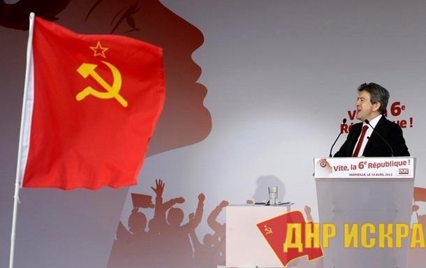Экс-кандидат в президенты от ФКП и левых сил Жан-Люк Меланшон раскритиковал телеобращение президента Макрона к нации: Гражданская революция будет великой