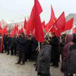 Коммунисты Чувашии провели массовые акции против антинародной политики властей