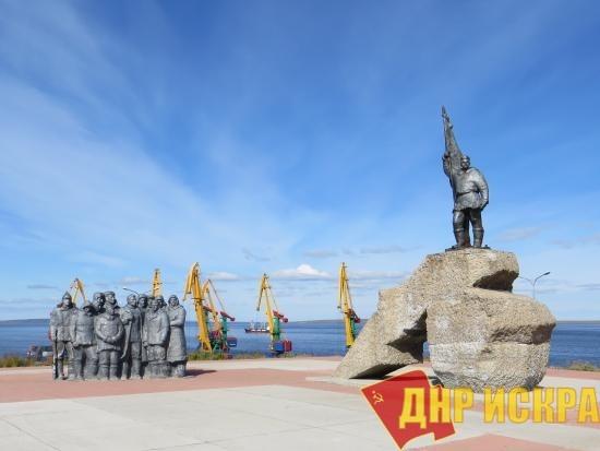 16 декабря 1919 года была свергнута власть колчаковцев в Анадыре.