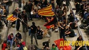 Вся Европа бастует. В Испании бастует профсоюз контролеров