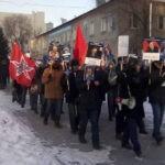 Подольск протестует против социального геноцида властей