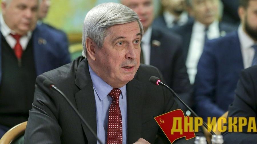И.И. Мельников: «Долг парламентариев – защитить людей от ужасов войны»