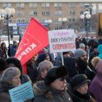 Лидер коммунистов Коми Олег Михайлов: «Северяне объединились против мусорного геноцида»