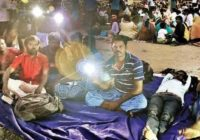 Учителя В Индии проводят забастовку