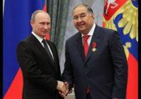 Российское государство на страже олигархов: Прокуратура завела дело за критику Усманова