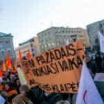 Первые результаты забастовки литовских учителей: Министр образования Литвы смещен с должности