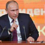 В Москве прошла большая конференция Путина