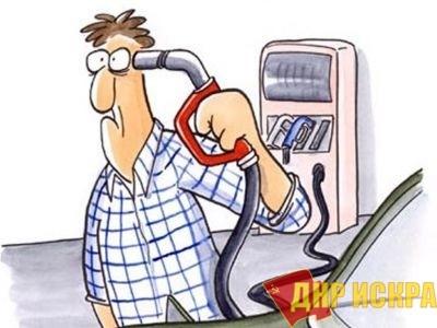 В России снова взлетели цены на бензин