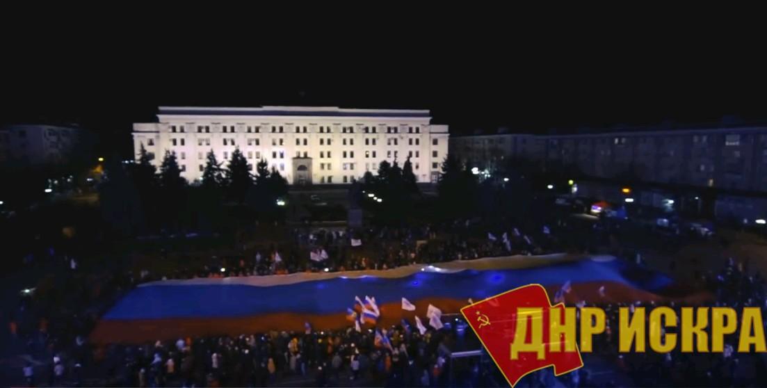 Если бы Москва хотела, уже б давно забрала ЛДНР