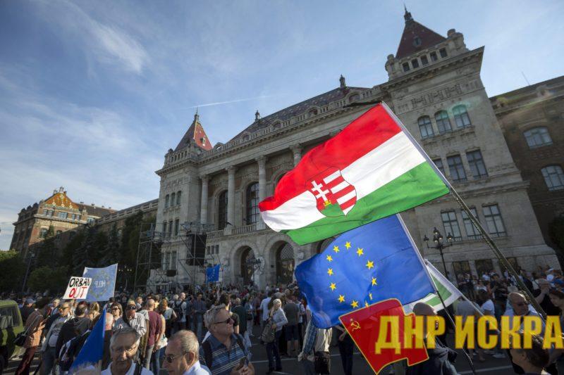 Новости КПУ. Призрак фашизма бродит по Европе. Будапешт призвал почтить союзников Гитлера — венгерских оккупантов, разбитых советскими войсками на Дону