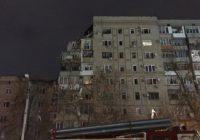 В городе Шахты произошел взрыв газа в жилом доме