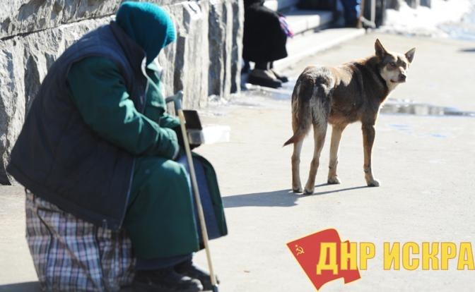 Указы Путина: Сеанс борьбы с бедностью с полным ее разоблачением
