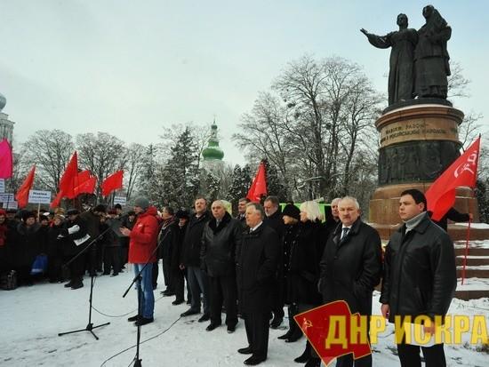 Новости КПУ. 18 января 365 лет назад состоялась Переяславская Рада