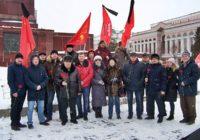 21 января в Казани почтили память В.И. Ленина