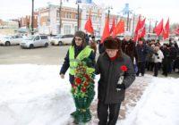 «Созидатель, гуманист и патриот»: Коммунисты Томской области почтили память В.И. Ленина