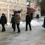 21 января в связи с 95-летием со дня смерти Вождя мирового пролетариата состоялось возложение цветов к памятнику В.И. Ленина в г. Семикаракорске