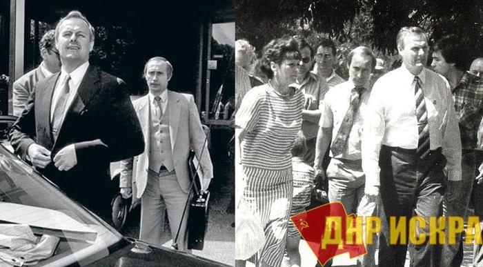 А почему до сих пор не восстановлено то, что было порушено при Ельцине?
