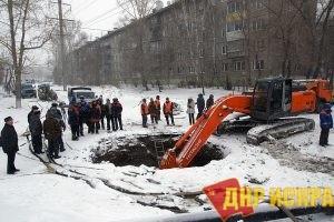 Более 15 тыс. человек остались без тепла в Твери