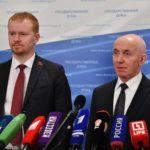 Ю.П. Синельщиков и Д.А. Парфенов прокомментировали законопроекты, направленные на повышение ответственности за злоупотребление свободой слова