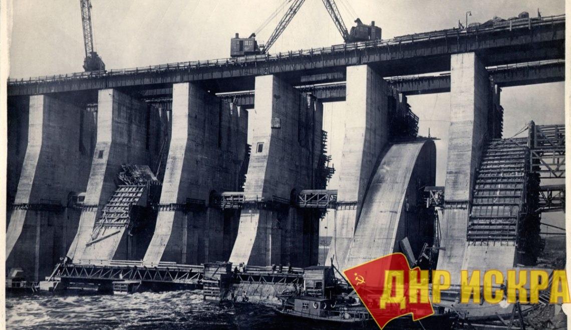 Памятка СССР времен правления Сталина