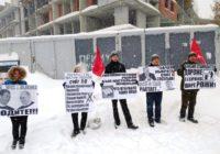 Саратовская область. Сегодня десятки на пикете, завтра - миллионы на митинге!