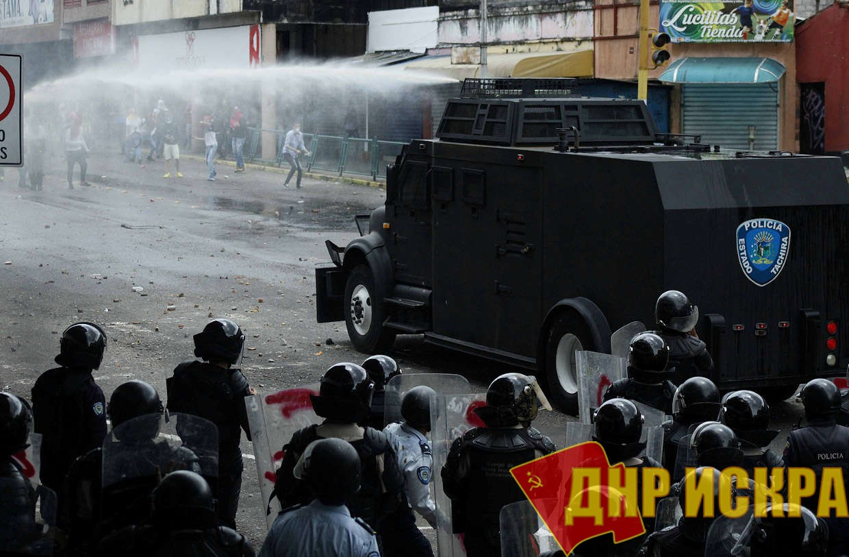 Г.А. Зюганов - о событиях в Венесуэле: США хотят поставить у руля местного Саакашвили. Но им это не удастся. Если армия не дрогнет