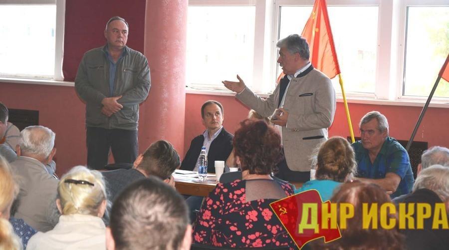 Юрий Афонин: «Губернатор Ленобласти объявил войну депутатам-коммунистам?»