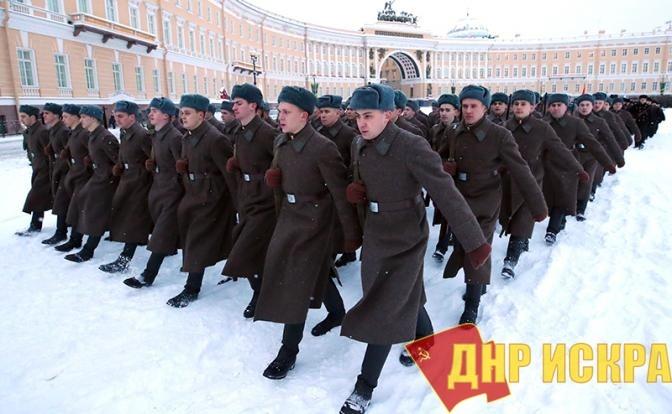 Немцам не понравилось, как русские вспоминают блокаду Ленинграда