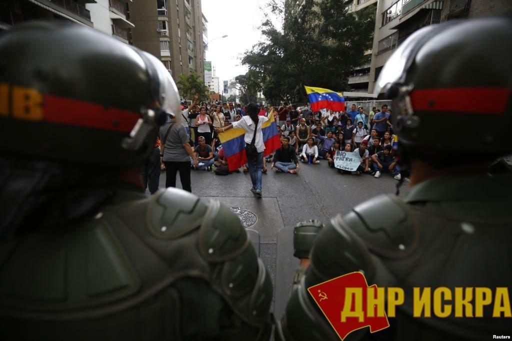 События в Венесуэле: домыслы и реальность