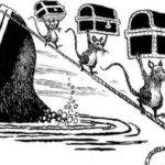 Ленинград. Бегут с тонущего корабля? Восемь депутатов муниципального совета МО Дворцовый округ вышли из