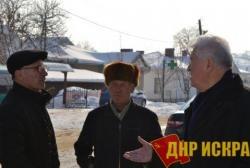 Новости ПКРМ. Жители Лэпушны: Мы выражаем вам свое доверие. Только коммунисты наведут порядок в стране!