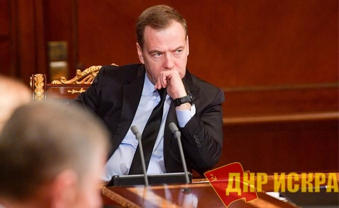 Отставка Медведева как последний шанс спасти рейтинг Путина