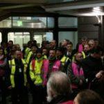 В Берлине бастуют сотрудники службы безопасности аэропортов