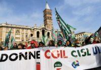 В Риме пошла многотысячная демонстрация
