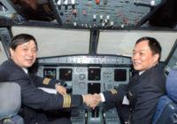 Пилоты China Airlines продолжают борьбу за лучшие условия труда