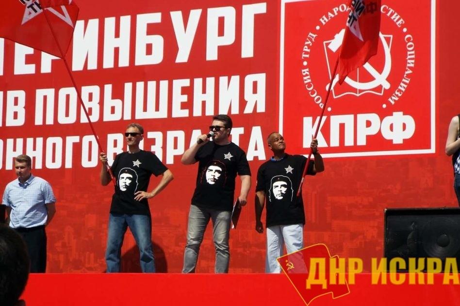 Константин Анисимов: Закончились силы мириться с несправедливостью властей