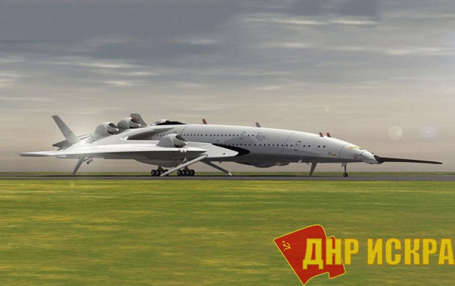 Константин Бабкин комментирует предложение Путина о создании сверхзвукового пассажирского самолета