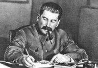 Опрос: Сталин положил Путина и Медведева на обе лопатки