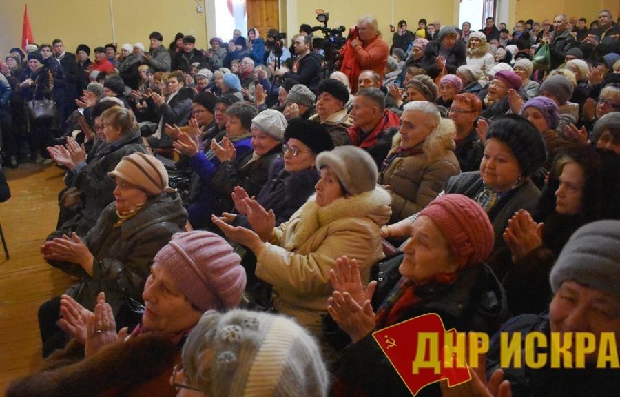 Тульская область. Новомосковск против мусорных поборов!
