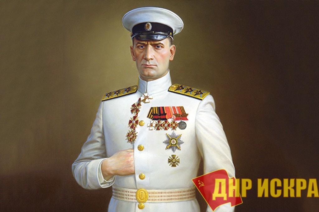Военкомат в России «украсили» мемориалом адмирала Колчака