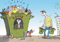 «Мусорная реформа» как способ грабежа народа