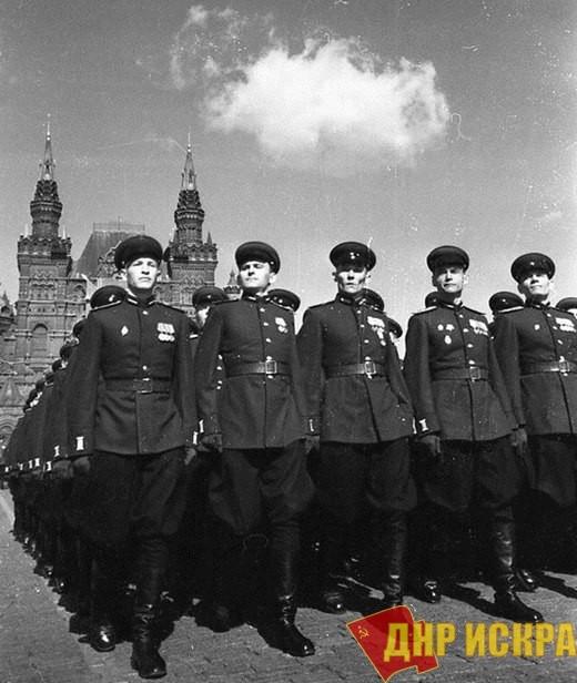 101-летие советской армии и флота.