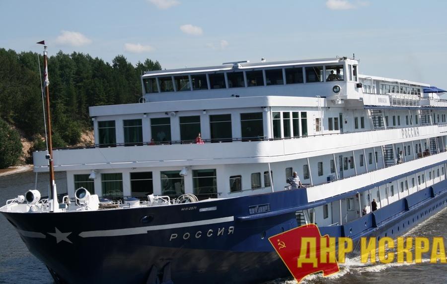 Валентин Симонин: Опасное плавание корабля «Россия»