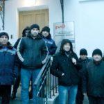 Около полусотни рабочих предприятия «Рем Эко», которые расчищали в Москве снег с железнодорожных путей, не могут получить зарплату