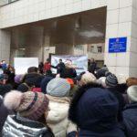 Народный сход в Москве: «Россия не помойка!» (Видео)