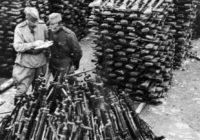 Оружие, захваченное РККА, будет пущено на ступени для церкви. Какое отношение имеет РПЦ к трофеям?