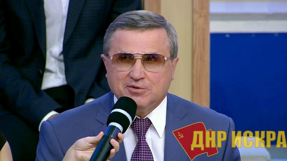 Олег Смолин:
