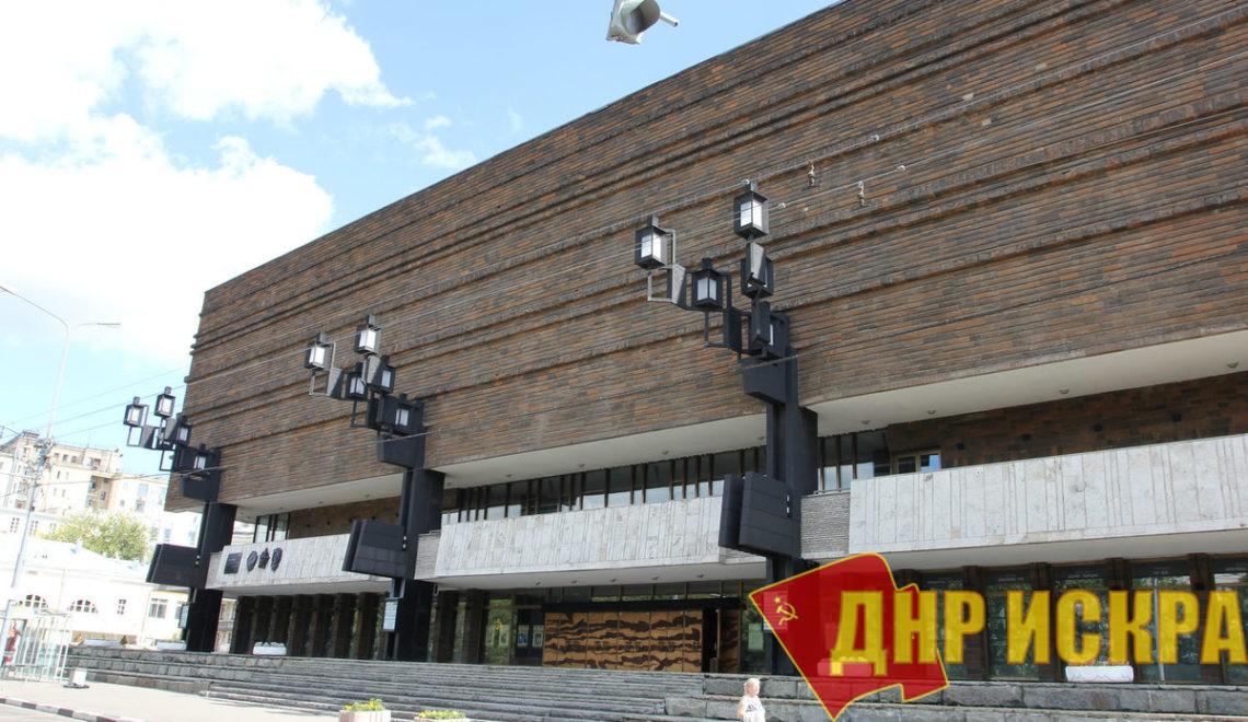 В защиту МХАТа имени М.А. Горького