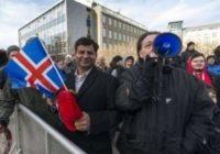 Борьба трудящихся против капитала. В Исландии прошла забастовка сотрудников отелей